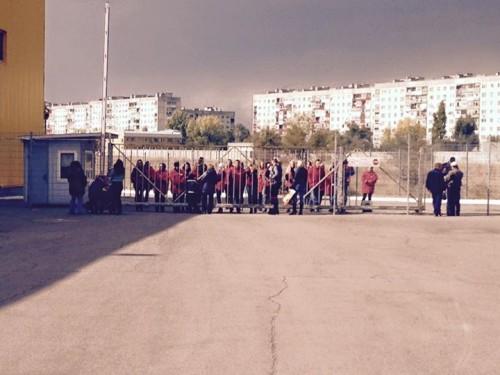 трудовой коллектив ТЦ Армстор