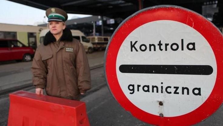 На яблоки в Польшу: «Тут тебе не Майдан!»